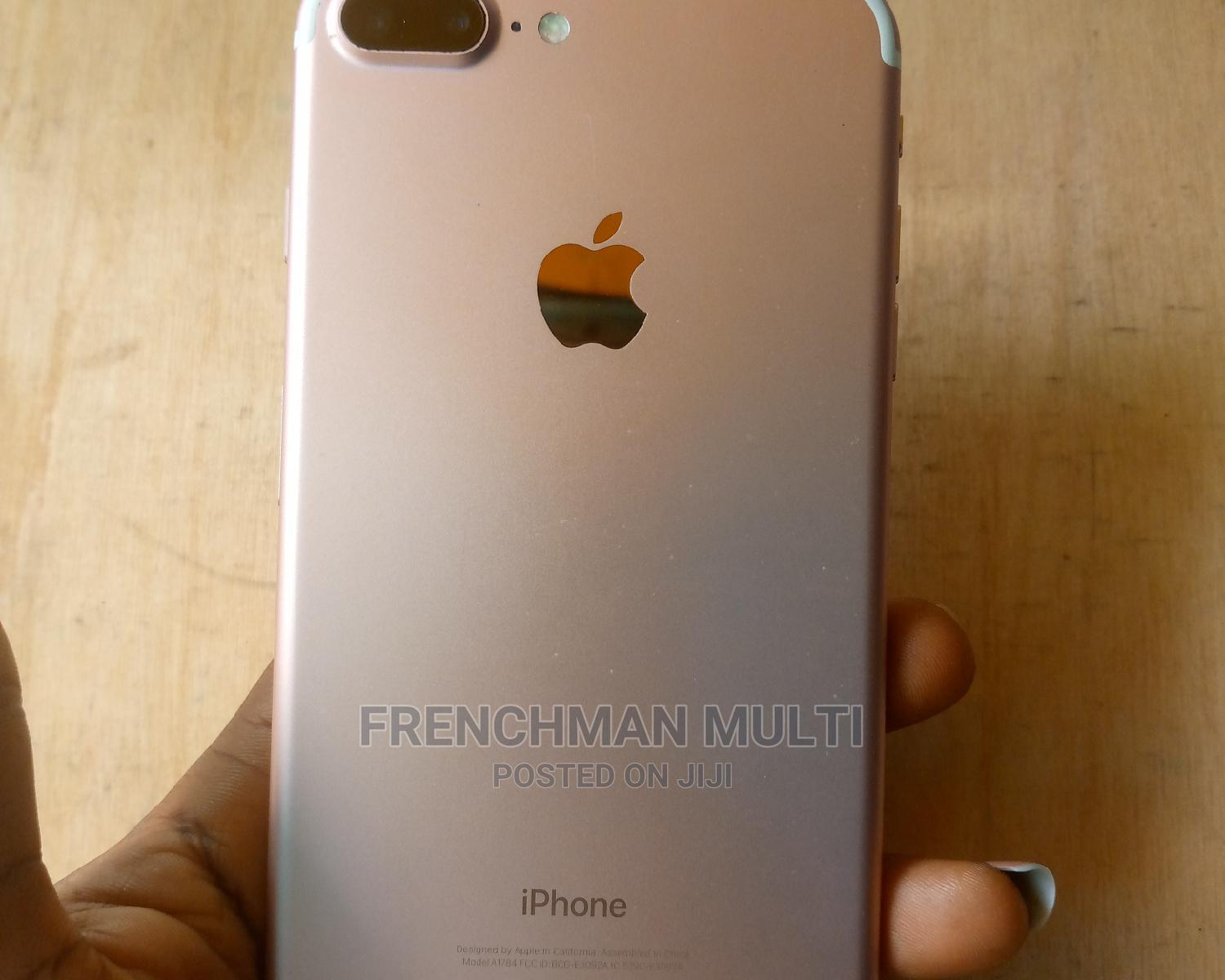 Archive: Apple iPhone 7 Plus 128 GB Pink