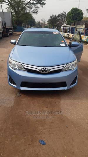 Toyota Camry 2014 Blue | Cars for sale in Lagos State, Alimosho