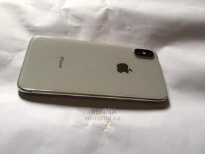 Apple iPhone X 256 GB White   Mobile Phones for sale in Lagos State, Ojo