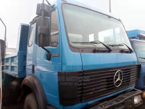 Mercdes Tipper 1722 Blue Colour | Trucks & Trailers for sale in Lagos State, Apapa