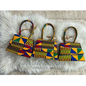 African Prints Handbag | Bags for sale in Lagos State, Ojodu