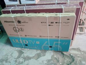 HISENSE 65 Inches Smart TV   TV & DVD Equipment for sale in Lagos State, Ajah