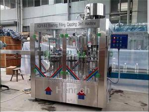 Fully Automatic Bottle Washing, Filling and Capping Line   Manufacturing Equipment for sale in Lagos State, Ojo