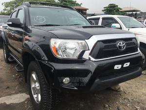 Toyota Tacoma 2015 Black | Cars for sale in Lagos State, Apapa