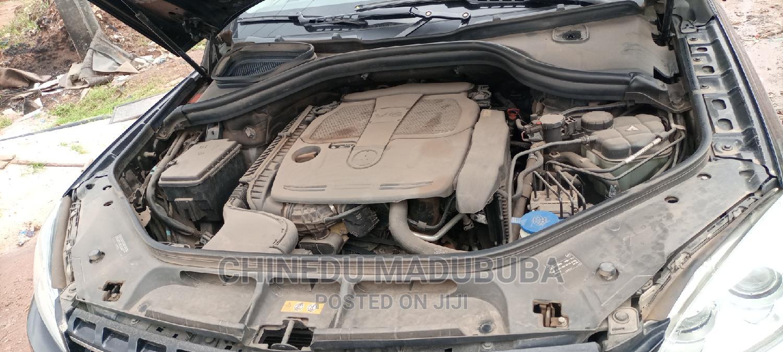 Mercedes-Benz M Class 2014 Black   Cars for sale in Owerri, Imo State, Nigeria