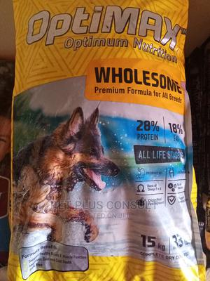 Optimax Dry Food | Pet's Accessories for sale in Delta State, Oshimili South