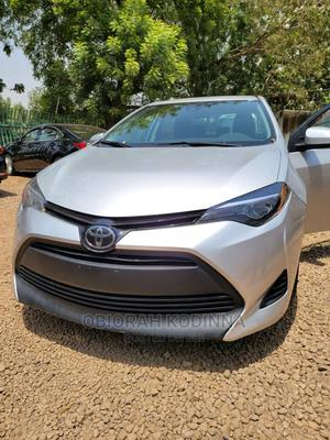 Toyota Corolla 2018 LE (1.8L 4cyl 2A) Silver | Cars for sale in Abuja (FCT) State, Central Business District