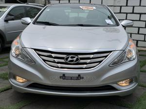Hyundai Sonata 2012 Silver   Cars for sale in Lagos State, Ikeja