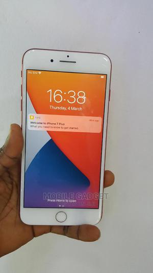 Apple iPhone 7 Plus 128 GB Red | Mobile Phones for sale in Lagos State, Eko Atlantic