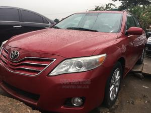 Toyota Camry 2010 Red   Cars for sale in Lagos State, Apapa