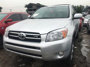 Toyota RAV4 2008 Limited Silver   Cars for sale in Lagos State, Apapa