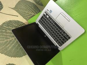 Laptop HP EliteBook 820 G3 4GB Intel Core I3 HDD 500GB   Laptops & Computers for sale in Lagos State, Ikeja