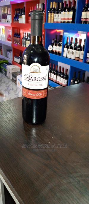 Barossi Red Wine   Meals & Drinks for sale in Lagos State, Surulere