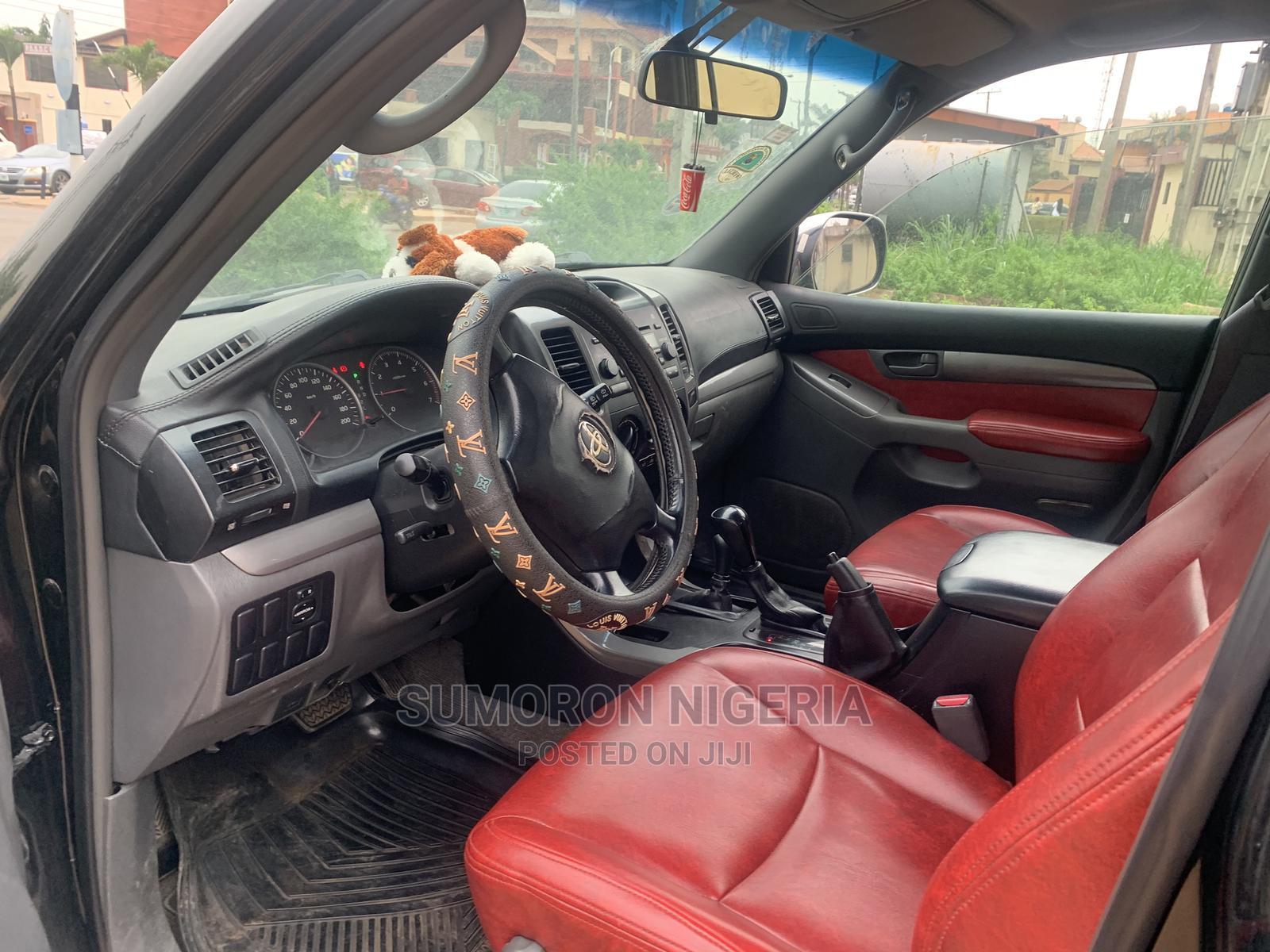 Archive: Toyota Land Cruiser Prado 2006 GX Black