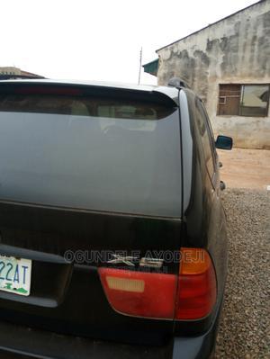 BMW X5 2000 4.4 AWD Black | Cars for sale in Ekiti State, Ado Ekiti