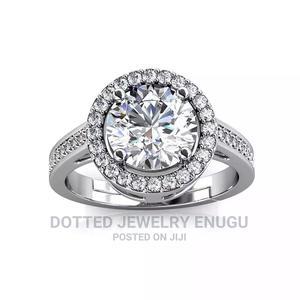 Gorgeous 925 Sterling Silver Engagement Ring | Wedding Wear & Accessories for sale in Enugu State, Enugu
