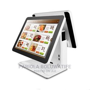 POS Double Touch Screen + Printer | Store Equipment for sale in Lagos State, Yaba