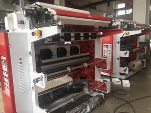 Flexo Printing Machine Nylon Flexo Printing Machine   Manufacturing Equipment for sale in Lagos State, Ojo