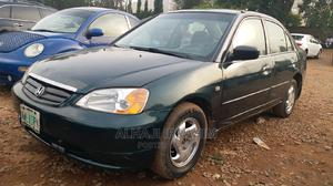 Honda Civic 2003 Green | Cars for sale in Abuja (FCT) State, Central Business District