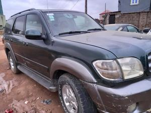 Toyota Sequoia 2002 Green   Cars for sale in Lagos State, Alimosho