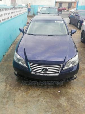 Lexus ES 2010 350 Blue   Cars for sale in Lagos State, Oshodi