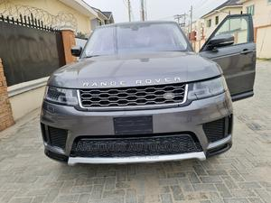 Land Rover Range Rover Sport 2018 Supercharged Gray | Cars for sale in Lagos State, Lekki