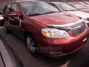 Toyota Corolla 2007 Red | Cars for sale in Lagos State, Apapa