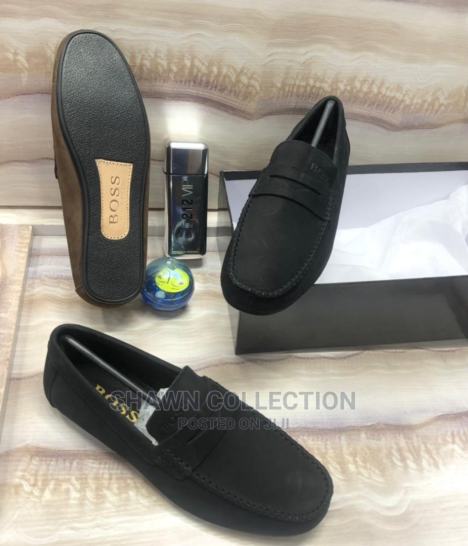 Clarks Suede Loafers