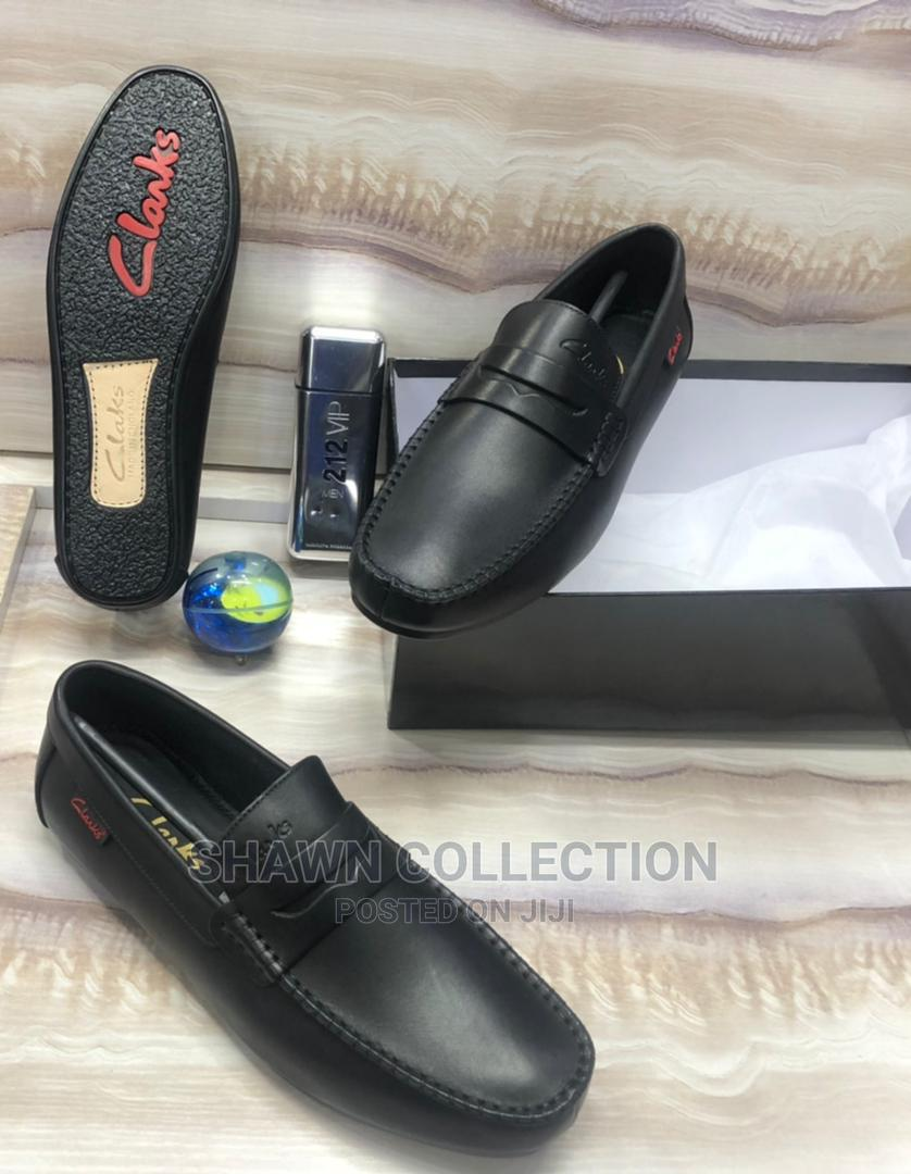 Clarks Suede Loafers   Shoes for sale in Lagos Island (Eko), Lagos State, Nigeria