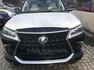 Lexus LX 2017 570 Base Black | Cars for sale in Lagos State, Ajah