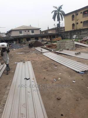 1000sqm Of Commercial Bareland Directly On Ago Palace Expres | Commercial Property For Sale for sale in Isolo, Ago Palace