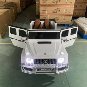 2 Seater AMG Benz Jeep for Kids Age 2-8years   Toys for sale in Lagos State, Lagos Island (Eko)