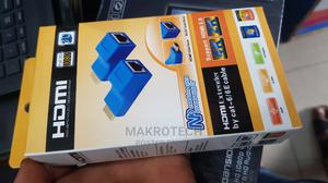 Hdmi Rj45 Network Extender 30m Hdmi to Rj45 Cable Cat6/6e   Computer Accessories  for sale in Lagos State, Ikeja