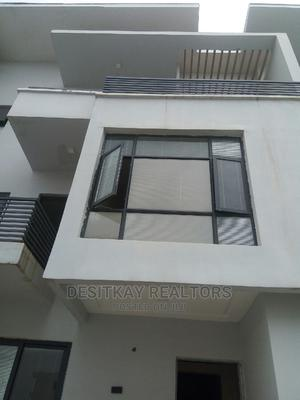 New Luxury Big Self-Compound 5 Beds Serviced Terraced Duplex | Houses & Apartments For Rent for sale in Abuja (FCT) State, Guzape District