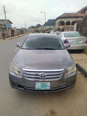 Toyota Avalon 2007 Limited Gray | Cars for sale in Lagos State, Ifako-Ijaiye