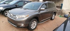 Toyota Highlander 2013 Limited 3.5l 4WD Gray | Cars for sale in Imo State, Owerri