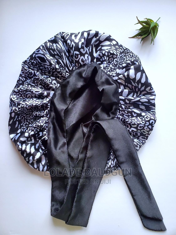 Archive: Satin Hair Bonnet