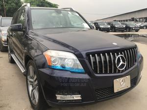 Mercedes-Benz GLK-Class 2010 350 4MATIC Blue | Cars for sale in Lagos State, Apapa