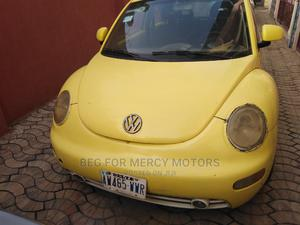 Volkswagen Beetle 2000 Dune Yellow | Cars for sale in Lagos State, Ikotun/Igando