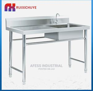 Brand Single Sink | Restaurant & Catering Equipment for sale in Lagos State, Surulere