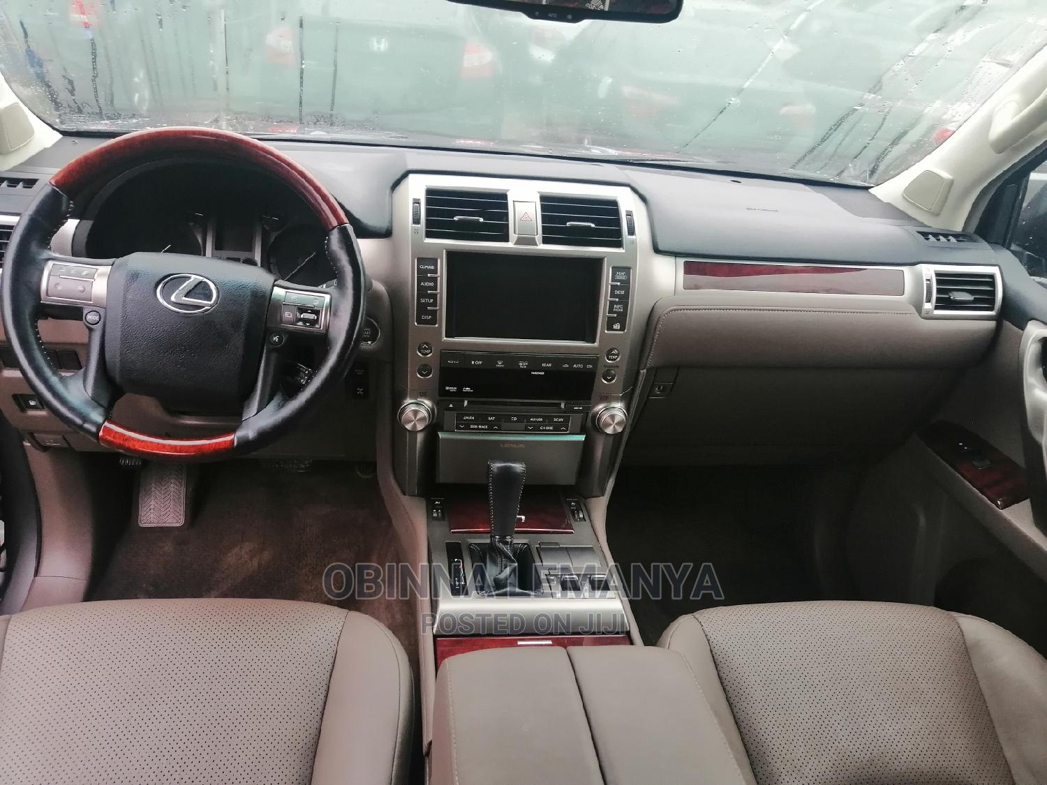 Lexus GX 2010 460 Gray   Cars for sale in Port-Harcourt, Rivers State, Nigeria