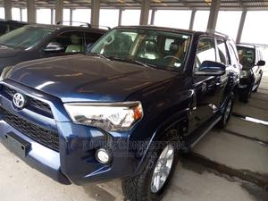 Toyota 4-Runner 2014 Blue   Cars for sale in Lagos State, Apapa