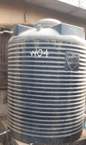 4000 Litres Hart Water Tank | Home Appliances for sale in Lagos State, Ifako-Ijaiye