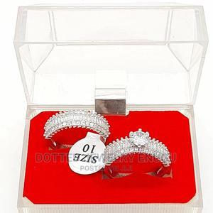 Gorgeous Zirconia Engagement Rings   Wedding Wear & Accessories for sale in Enugu State, Enugu