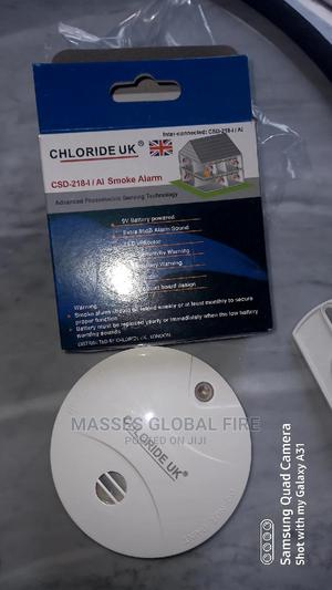 Chloride Uk Smoke Detector   Safetywear & Equipment for sale in Lagos State, Apapa
