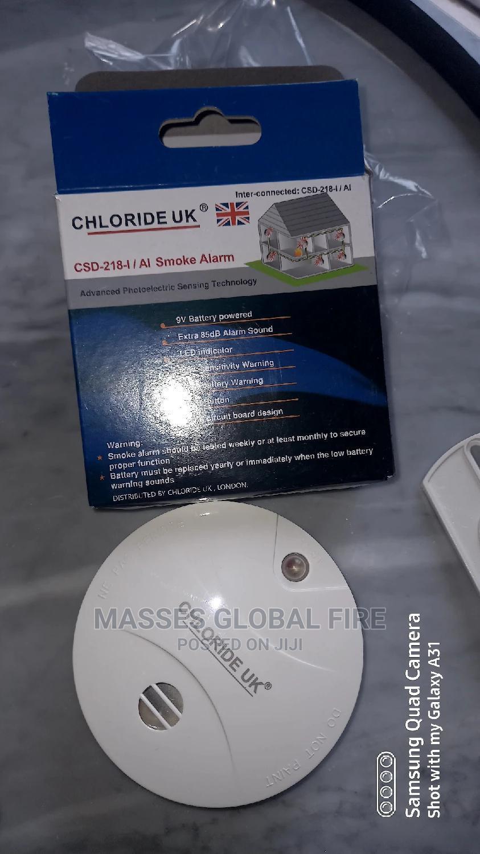 Chloride Uk Smoke Detector