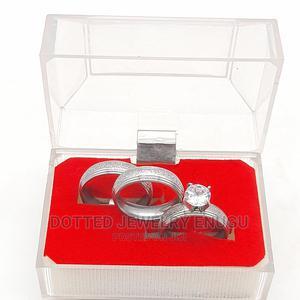 Unique Stainless Steel Wedding Rings   Wedding Wear & Accessories for sale in Enugu State, Enugu
