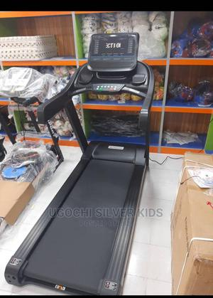American Fitness Treadmill 4hp Commercial   Sports Equipment for sale in Lagos State, Surulere