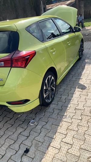 Toyota Corolla 2017 Yellow   Cars for sale in Lagos State, Ikeja