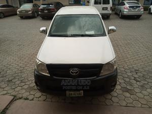 Toyota Hilux 2007 White   Cars for sale in Abuja (FCT) State, Wuse
